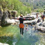 Canyoning du Zoicu