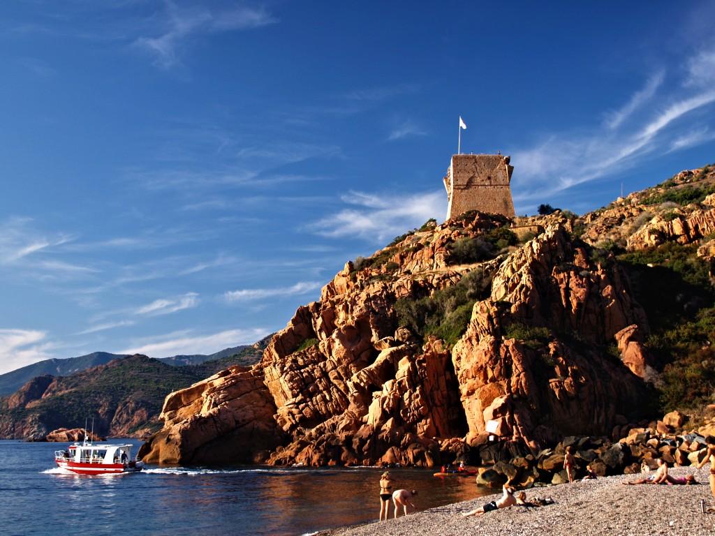 Ota Porto en Corse du Sud
